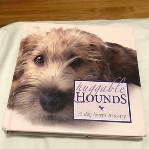 Dog poetry book.